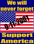 9-11-2001 We Will Never Forget!