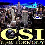 CSI New York City (Front & Back)