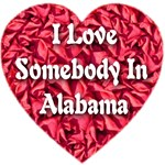 I Love Somebody In Alabama