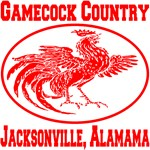 Gamecock Country Jacksonville, Alabama Ellipse