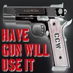 CCW Have Gun Will Use It