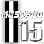 New Mustangs