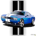 New Challenger Blue