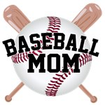 Baseball Mom Customized
