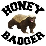 Honey Badger is Cute