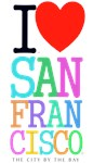 San Francisco California SF Twin Peaks SF 49ers NY
