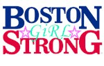 Boston Strong Massachusetts NYC 26.2 Boston Girl O