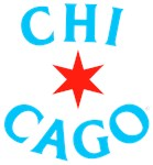 Chicago Obama Chicago Flag Blu Illinois Milwaukee