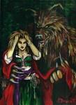 Werewolf and Red