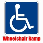 Handicapped Wheelchair Ramp