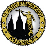 Nicaragua Managua South LDS Mission Classic Seal G