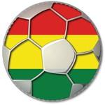 Bolivia Flag World Cup Soccer Football Futbol