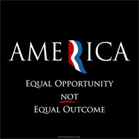 America - Equal Opportunity