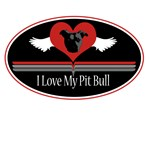 *I Love my Pit Bull*