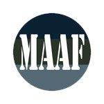 MAAF logo on everything