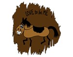 HORSE - LOVE TO BE ME