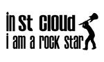 In ST. Cloud Mn I am a Rock Star