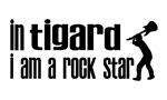 In Tigard I am a Rock Star