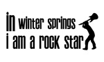 In Winter Springs I am a Rock Star