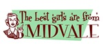 Best Girls are from Midvale