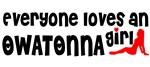 Everyone loves an Owatonna Girl
