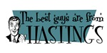 Best guys are from Hastings