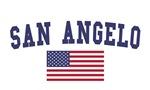 San Angelo US Flag