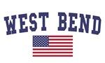 West Bend US Flag