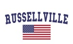 Russellville US Flag