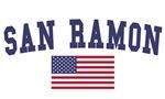 San Ramon US Flag