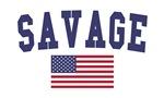 Savage US Flag
