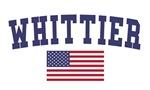 Whittier US Flag
