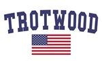 Trotwood US Flag