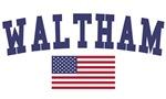 Waltham US Flag