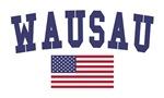 Wausau US Flag