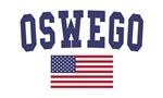 Oswego US Flag