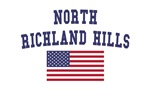 North Richland Hills US Flag