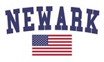 Newark US Flag
