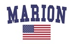 Marion Ia US Flag