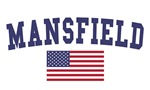Mansfield Oh US Flag