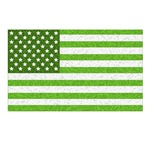 Green Stars and Stripes