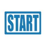 Start (Blue)