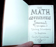 Math Adventure Journal Project