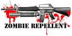 Zombie Repellent Dark Shirts