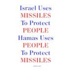 Israel Hamas Missiles