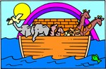 Bible Noah's  Ark