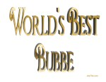 World's Best Bubbe