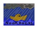 Noah Rocks Bible T Shirts and Gifts