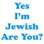 Yes I'm  Jewish