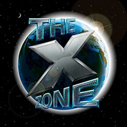 X ZONE Earth Logo
